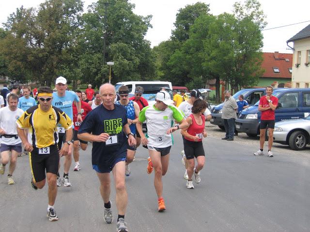 Via Carolina Staffellauf 2008